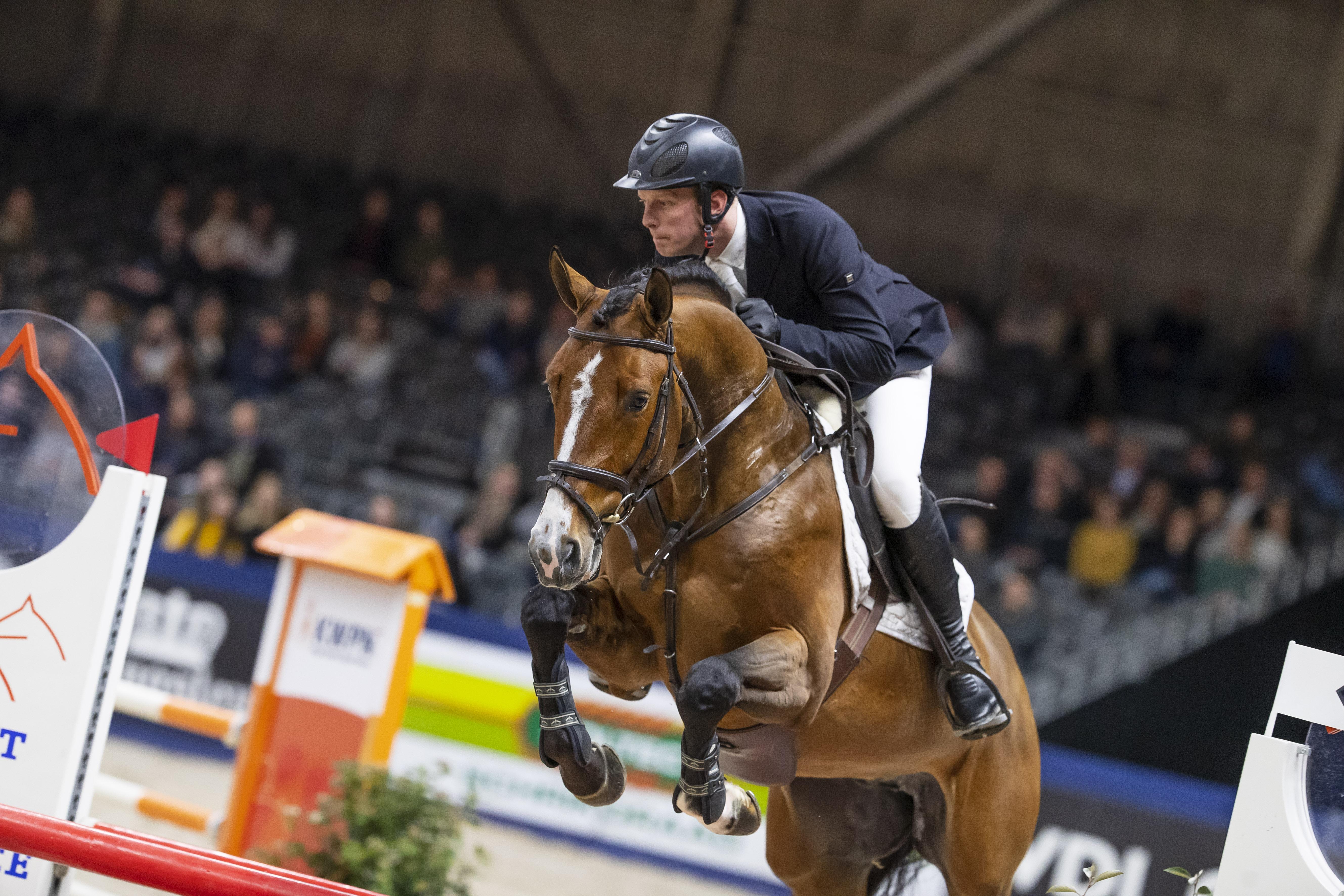 Springen Klasse L - Hengstenkeuring KWPN, 's Hertogenbosch 2019